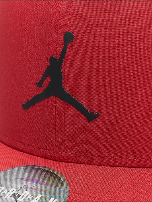 Jordan Casquette Snapback & Strapback CLC99 rouge