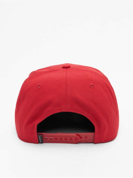 pas mal ec2c5 d1eb5 Jordan Pro JM Air HBR Snapback Cap Gym Red/Gym Red/Gym Red/Black