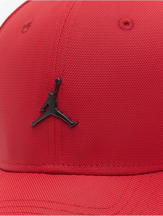 Jordan Casquette Snapback & Strapback Classic99 Metal rouge