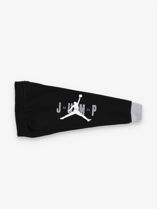 Jordan Collegepuvut Jumpman Sideline Pullover & Jogger musta