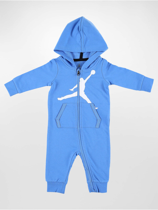 Jordan Combinaison & Combishort HBR Jumpman Hooded bleu