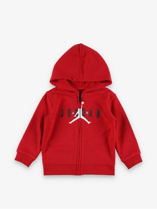Jordan Diverse Jumpman Air Full Zip rød