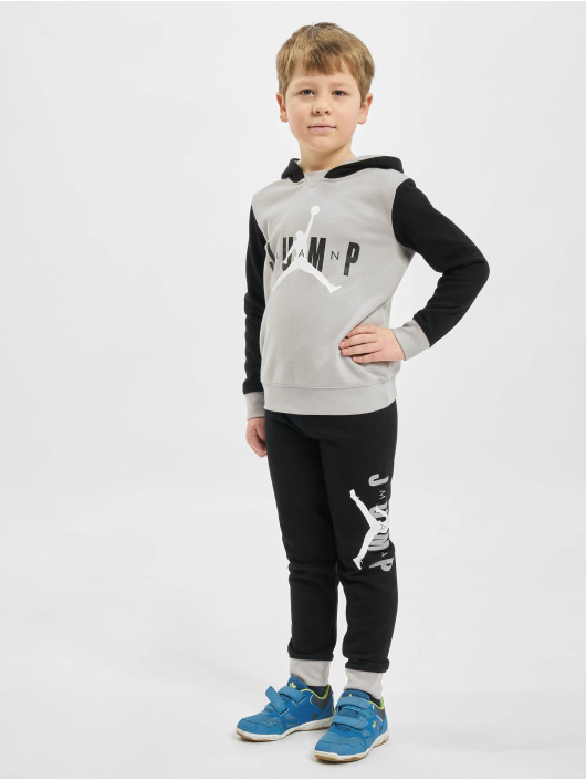 Jordan Dresser Jumpman Sideline svart
