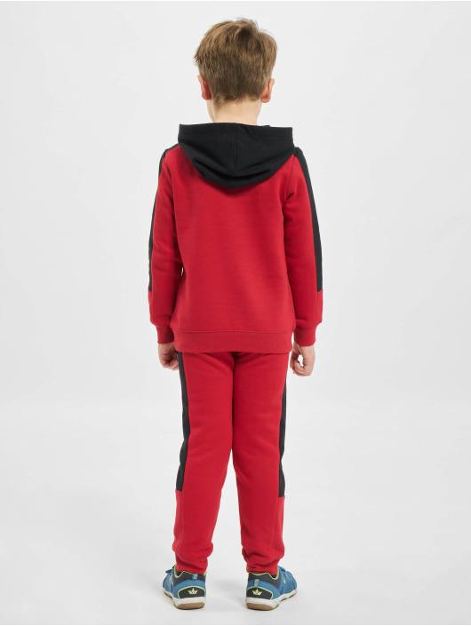 Jordan Dresy Jumpman Classics Iii Flc czerwony