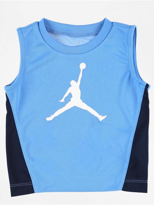 Jordan Dresy Authentic Triangle niebieski