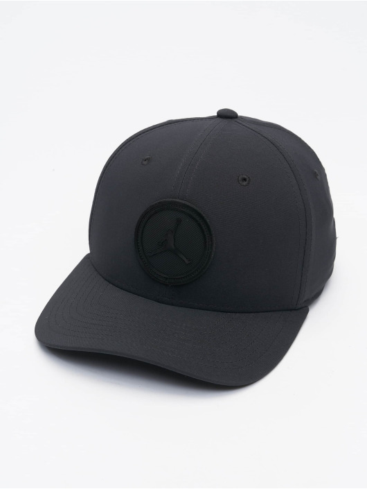 Jordan Fitted Cap CLC99 JM Air svart