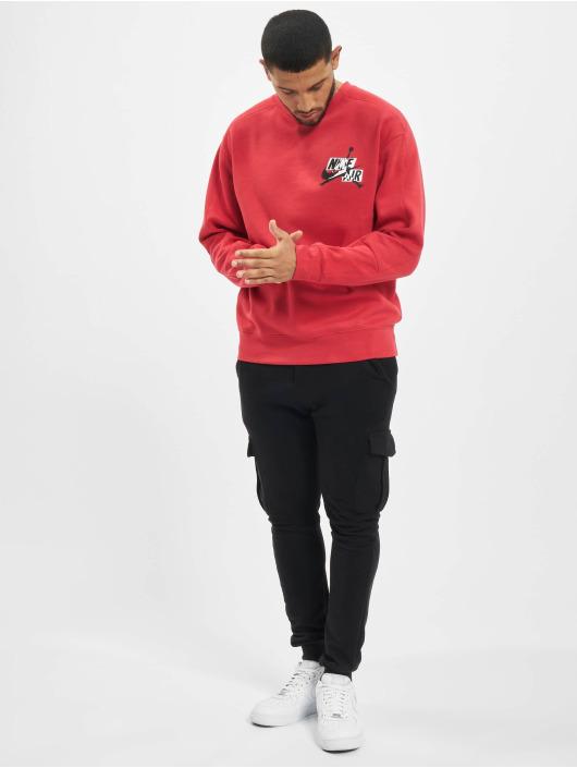 Jordan Gensre JMC Fleece Crew red