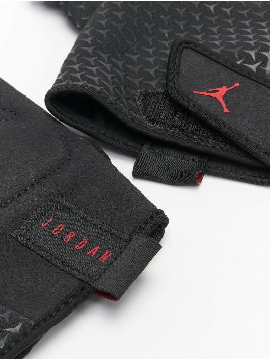 Jordan Handschuhe Training schwarz