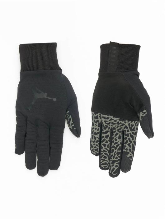 Jordan Handschuhe Sphere Cold Weather schwarz
