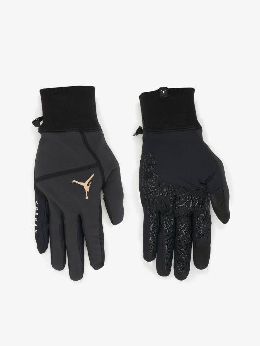 Jordan Handske Hyperstorm Fleece svart