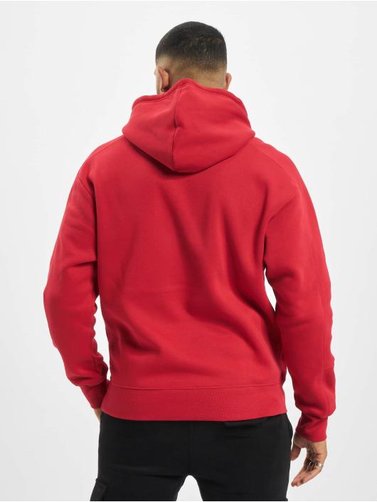 Jordan Hettegensre JMC Fleece red