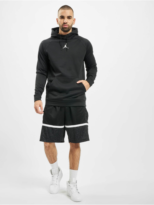 Jordan Hettegensre 23 Alpha Therma Fleece svart