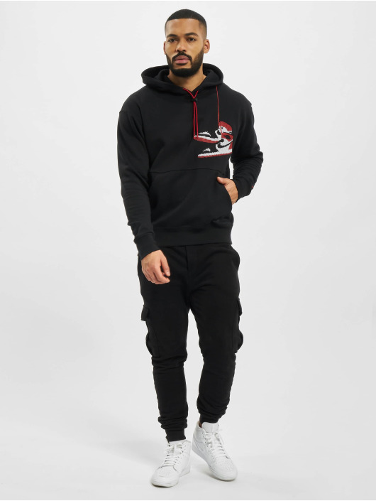 Jordan Hoodie Jumpman Holiday black
