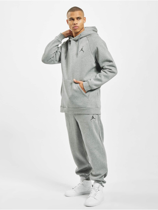Jordan Hoodie Jumpman Fleece gray