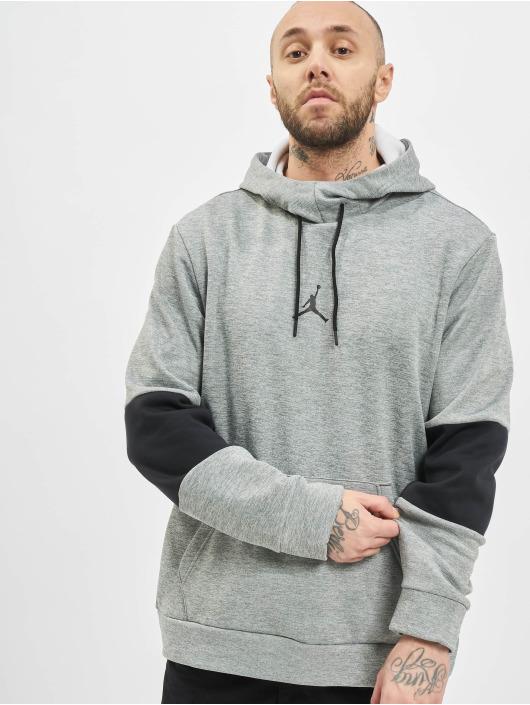 Jordan Hoodie Air Therma Fleece gray
