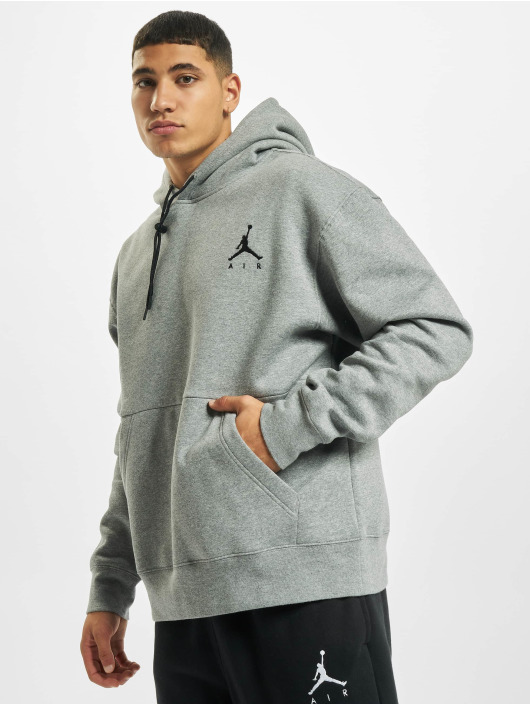 Jordan Hoodie Jumpman Air Fleece gray