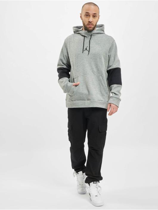 Jordan Hoodie Air Therma Fleece grey