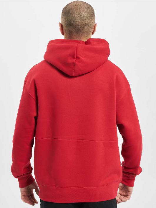 Jordan Hoodie Jumpman Air red