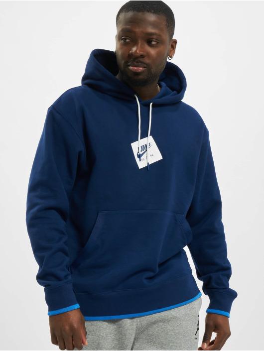 Jordan Hoodies JMC Fleece modrý