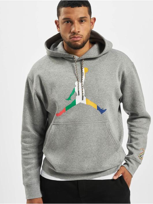Jordan Hoody Sport Dna HBR Fleece grau