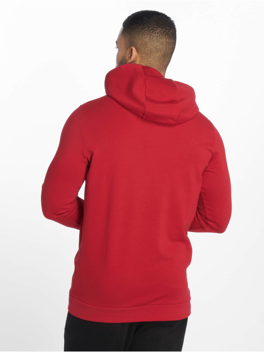 Jordan Hoody Jumpman Air Lightweight rot