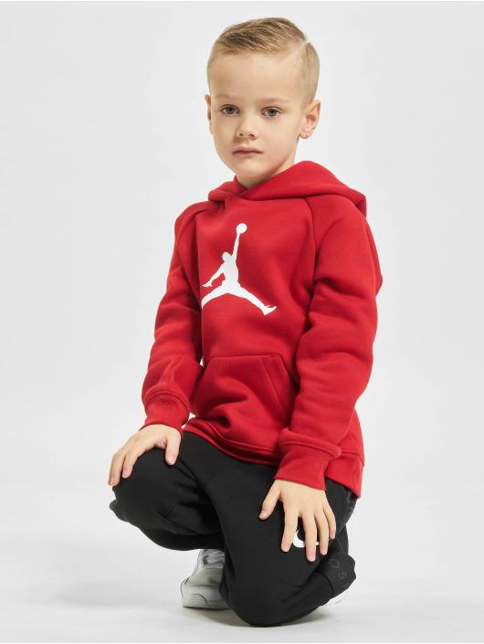 Jordan Hoody Jumpman Logo rot