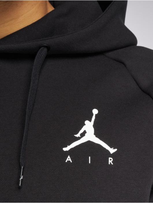 Jordan Hoody Sportswear Jumpman Fleece schwarz
