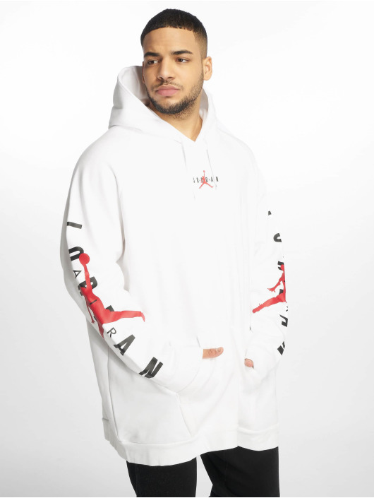 Jordan Hoody Jumpman Air weiß