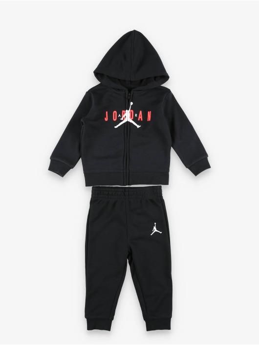 Jordan Iné Jumpman Air Full Zip èierna