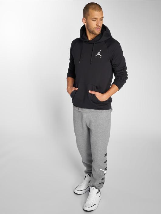 Jordan Jersey Sportswear Jumpman Fleece negro