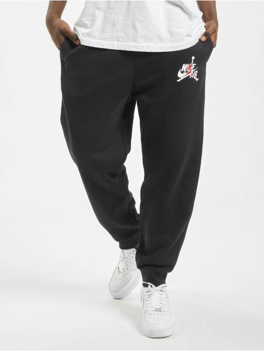 Jordan Joggebukser Jumpman Classics Fleece svart