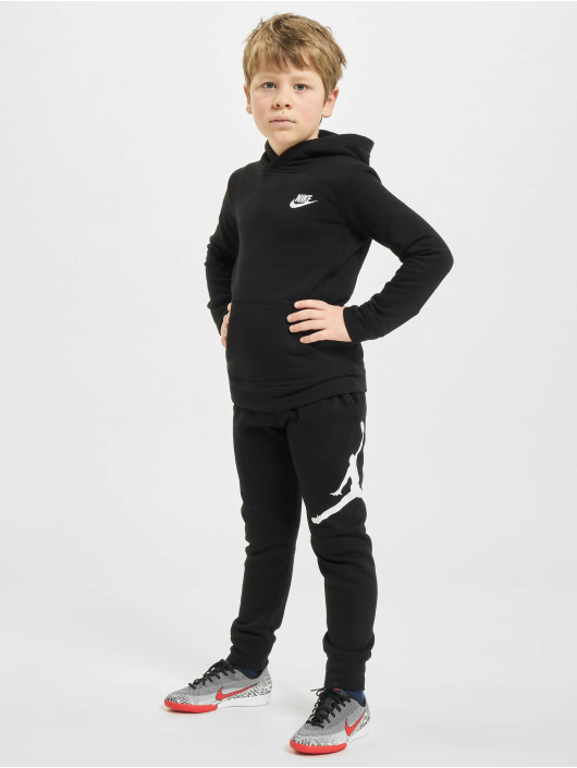 Jordan joggingbroek Jumpman Logo zwart