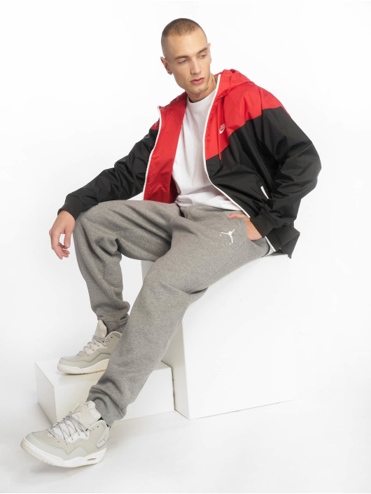Jordan Jogginghose Sportswear Jumpman Fleece grau