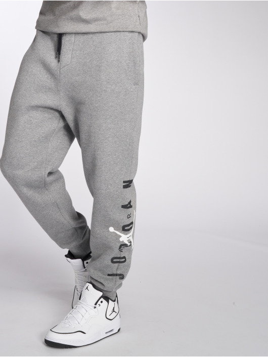 Jordan Jogginghose Sportswear Jumpman Air Graphic Fleece grau