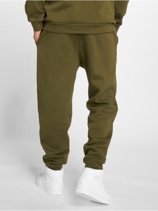 Jordan Jogginghose Sportswear Jumpman Fleece olive