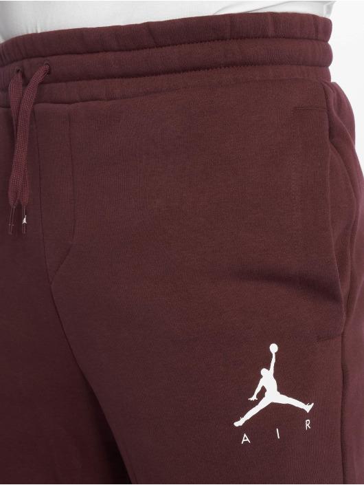 Jordan Jogginghose Sportswear Jumpman Fleece rot