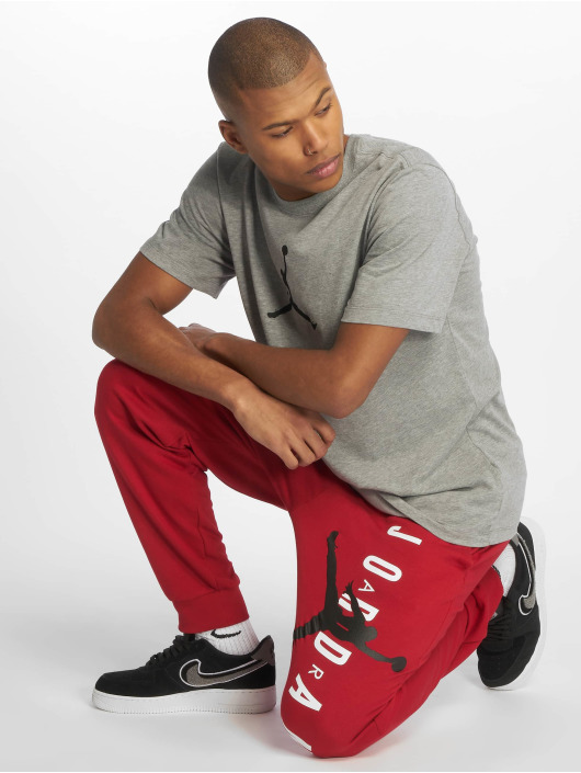 Jordan Jogginghose Jumpman Air rot