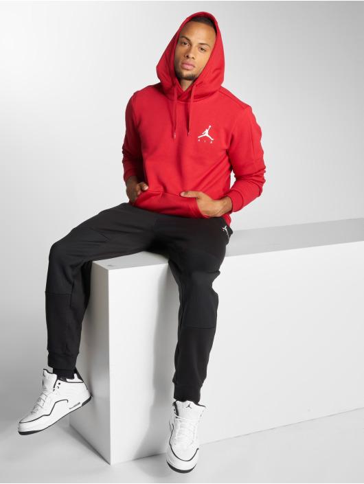 Jordan Jogginghose Sportswear Jumpman Hybrid Fleece schwarz