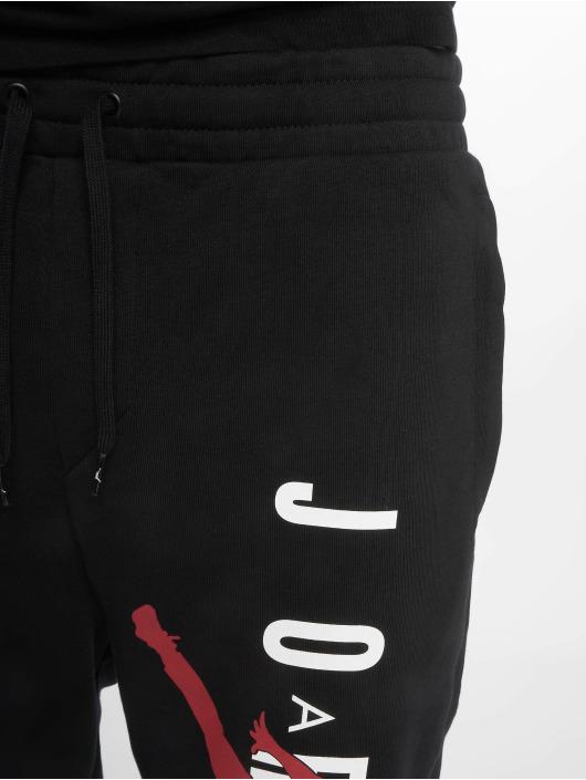 Jordan Jogginghose Jumpman Air Lightweight schwarz