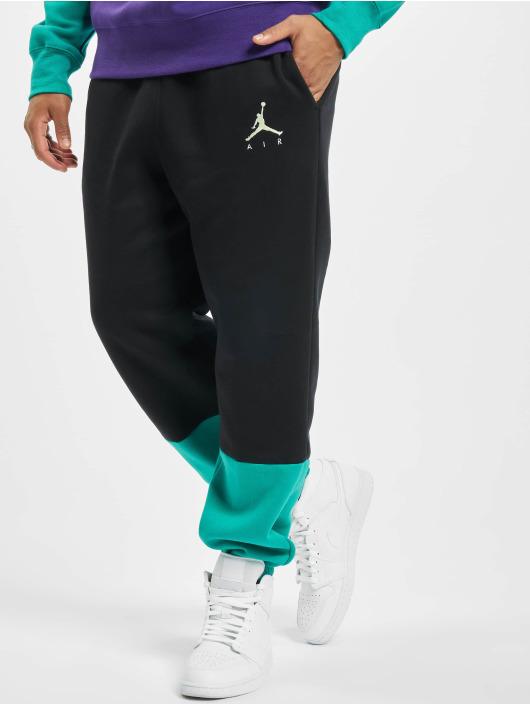 Jordan Jogginghose M J Jumpman Air Fleece schwarz