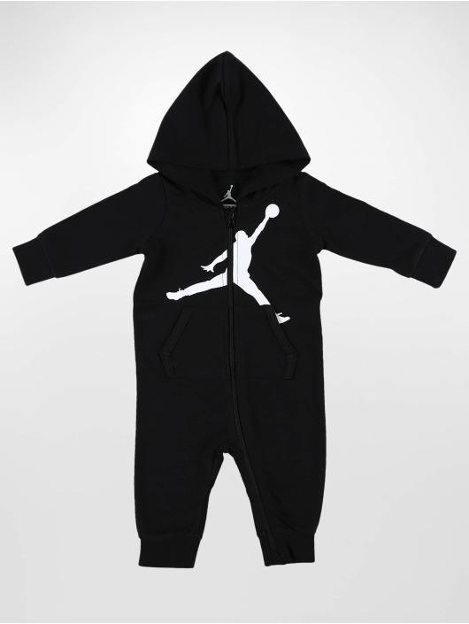 Jordan Jumpsuit HBR Jumpman Hooded schwarz