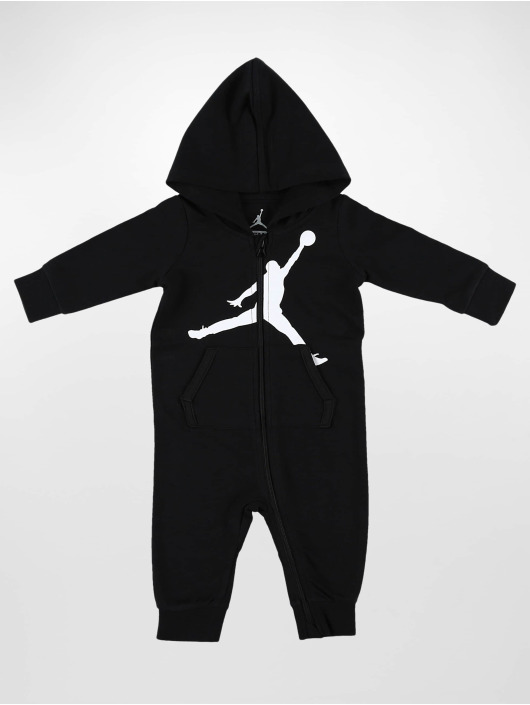 Jordan Jumpsuits HBR Jumpman Hooded black