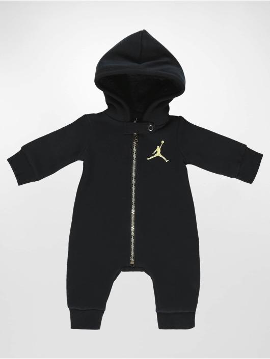 Jordan Jumpsuits Metal ManHooded black