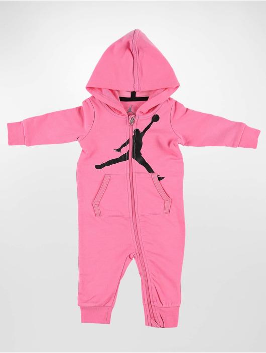 Jordan Jumpsuits HBR Jumpman Hooded pink