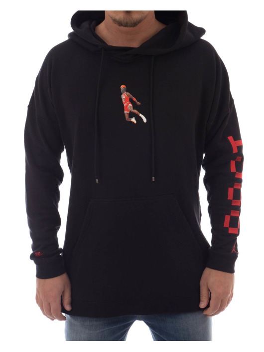 Jordan Lightweight Jacket Wings Lite black