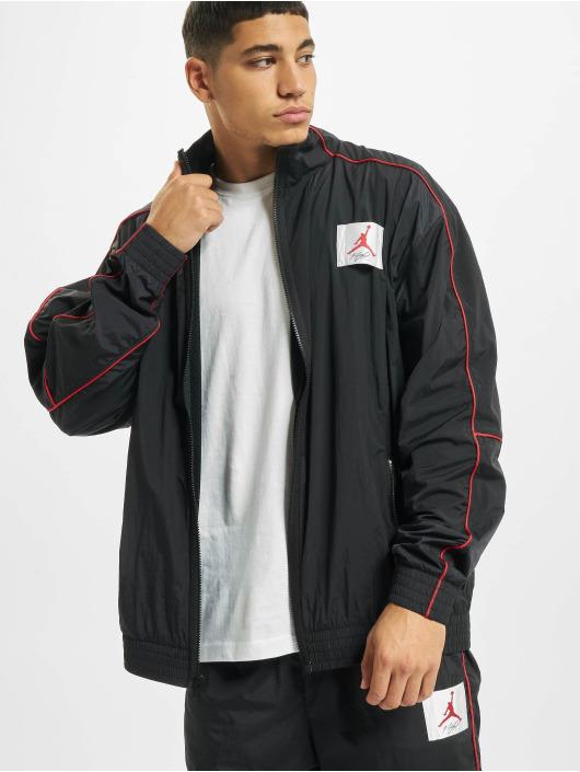 Jordan Lightweight Jacket Flight Warmup black