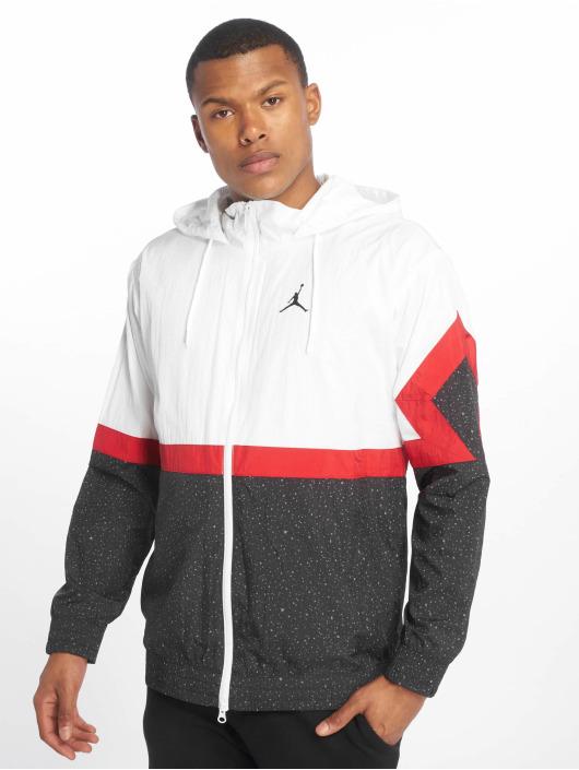 Jordan Lightweight Jacket Diamond Cement white