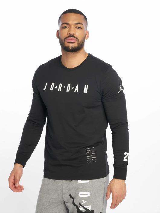 Jordan Longsleeve Ho 1 black