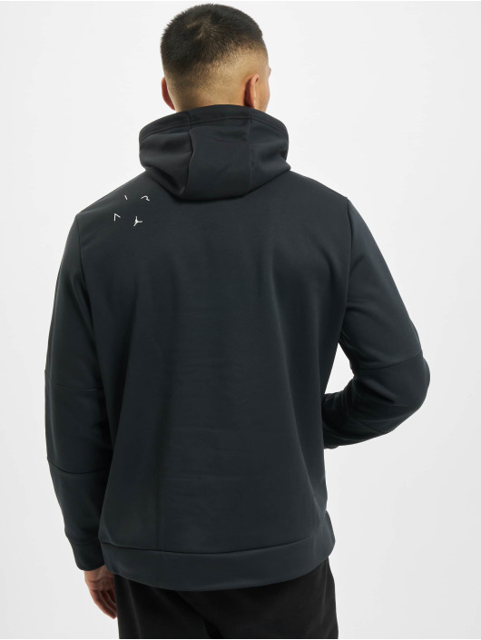 Jordan Mikiny Air Therma Fleece èierna