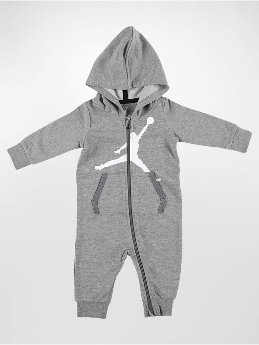 Jordan Monos / Petos HBR Jumpman Hooded gris